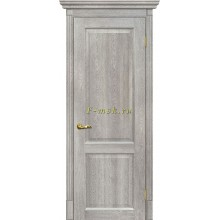 Дверь Тоскана-1 Чиаро гриджио  глухое (Товар № ZF114906)