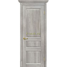 Дверь Тоскана-2 Чиаро гриджио  глухое (Товар № ZF114920)