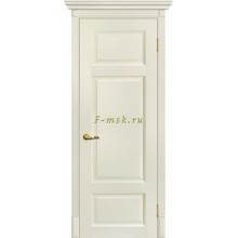 Дверь Тоскана-3 Ваниль  глухое (Товар № ZF114926)