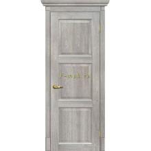 Дверь Тоскана-4 Чиаро гриджио  глухое (Товар № ZF114948)