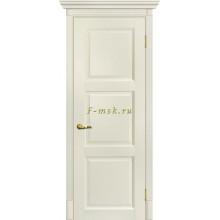 Дверь Тоскана-4 Ваниль  глухое (Товар № ZF114940)