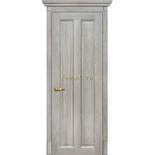 Дверь Тоскана-5 Чиаро гриджио  глухое (Товар № ZF114962)
