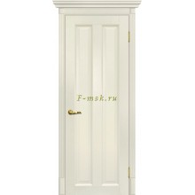 Дверь Тоскана-5 Ваниль  глухое (Товар № ZF114954)