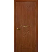 Дверь Трио Итальянский орех  глухое (Товар № ZF114968)