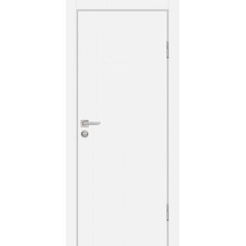 Дверь P-1 Белый  Экошпон глухое