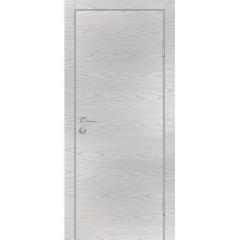 Дверь P-1 Дуб скай бежевый  Экошпон глухое