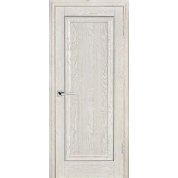 Дверь PSB-26 Дуб Гарвард кремовый  Экошпон глухое