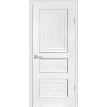 Дверь PSB-30 Пломбир  Экошпон глухое