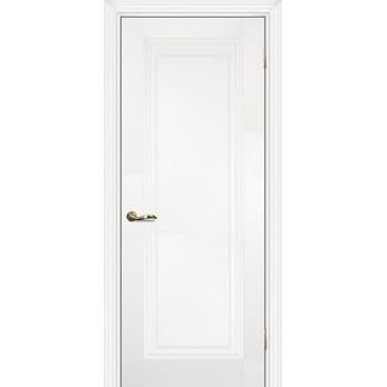 Дверь PSC-26 Белый  Экошпон глухое
