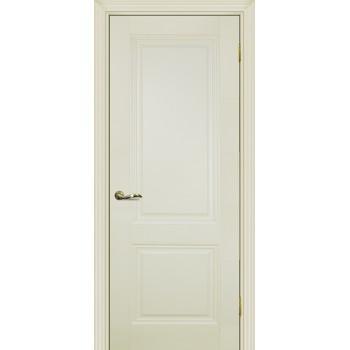 Дверь PSC-28 Магнолия  Экошпон глухое