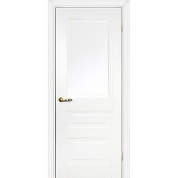 Дверь PSC-30 Белый  Экошпон глухое