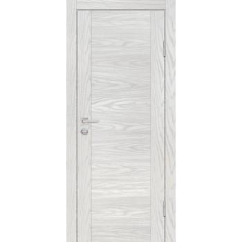 Дверь PSM-1 Дуб скай бежевый  Экошпон глухое