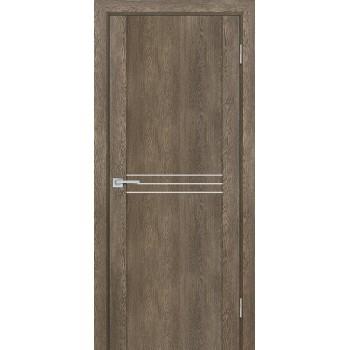 Дверь PSN-13 Бруно антико  nanoflex глухое