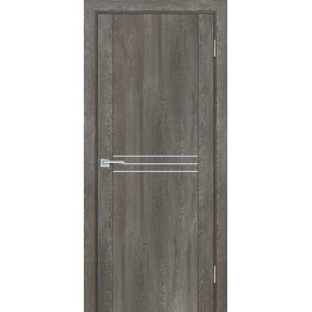 Дверь PSN-13 Гриджио антико  nanoflex глухое