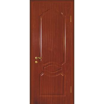 Дверь Венеция Итальянский орех  PVC глухое