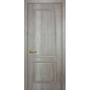 Дверь Верона 1 дуб эссо  PVC глухое