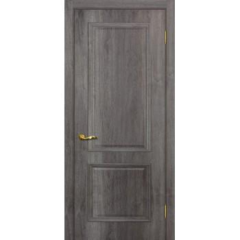 Дверь Верона 1 дуб тофино  PVC глухое