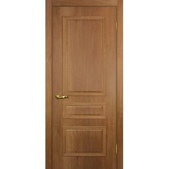 Дверь Верона 2 дуб арагон  PVC глухое