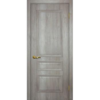 Дверь Верона 2 дуб эссо  PVC глухое