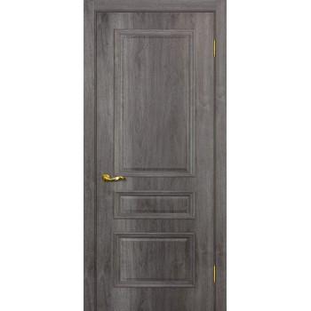 Дверь Верона 2 дуб тофино  PVC глухое