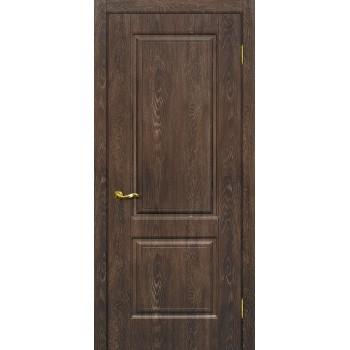 Дверь Версаль-1 Дуб корица  PVC глухое