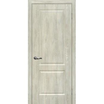 Дверь Версаль-1 Дуб седой  PVC глухое