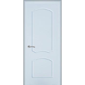 Дверь Лидия Белый  PVC глухое