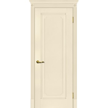 Дверь Флоренция-1 Магнолия  Экошпон глухое