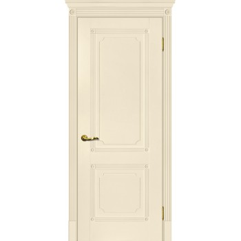 Дверь Флоренция-2 Магнолия  Экошпон глухое