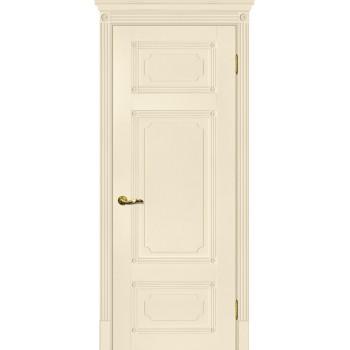 Дверь Флоренция-3 Магнолия  Экошпон глухое