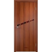 Дверь ДПГ четверть 2014 в комплекте Итальянский орех  Финиш-пленка Глухое глухое (Товар № ZA 12694)