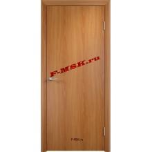 Дверь ДПГ четверть 2018 в комплекте Миланский орех  Финиш-пленка Глухое глухое (Товар № ZA 12700)