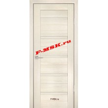 Дверь PS-07 ЭшВайт Мелинга  Экошпон Глухое глухое (Товар № ZA 12798)