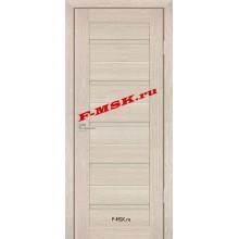 Дверь PS-07 Капучино Мелинга  Экошпон Глухое глухое (Товар № ZA 12800)