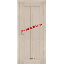 Дверь PS-23 Капучино Мелинга  Экошпон Глухое глухое (Товар № ZA 12926)