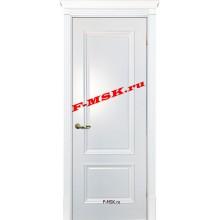 Дверь Смальта 07 Белый ral 9003  Эмаль глухое (Товар № ZA 13355)