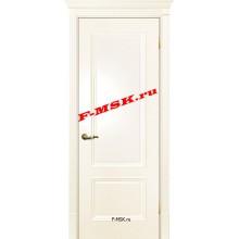 Дверь Смальта 07 Ral 1013 Слоновая кость  Эмаль глухое (Товар № ZA 13356)