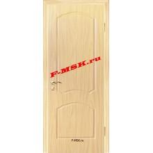 Дверь Лидия Беленый дуб (Береза)  ПВХ Глухое глухое (Товар № ZA 13471)