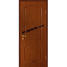 Дверь Лидия Итальянский орех  ПВХ Глухое глухое (Товар № ZA 13474)