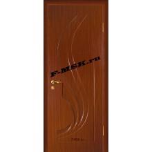 Дверь Трио Итальянский орех  ПВХ Глухое глухое (Товар № ZA 14357)