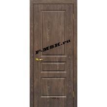 Дверь Версаль-2 Дуб корица  ПВХ Глухое глухое (Товар № ZA 14382)