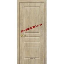 Дверь Версаль-2 Дуб песочный  ПВХ Глухое глухое (Товар № ZA 14383)