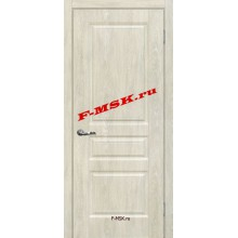 Дверь Версаль-2 Дуб седой  ПВХ Глухое глухое (Товар № ZA 14384)