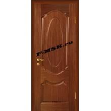 Дверь Ариана Темный орех  Шпон Глухое глухое (Товар № ZA 14449)
