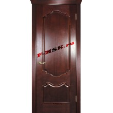 Дверь Фрейм 01 Красное дерево  Шпон глухое (Товар № ZA 14468)