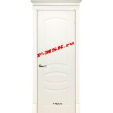 Дверь Смальта 02 Слоновая кость ral 1013  Эмаль глухое (Товар № ZA 14699)