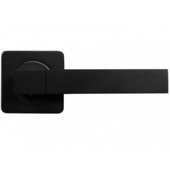 Дверная ручка V07BL AL черный