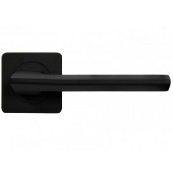 Дверная ручка V54BL AL черный