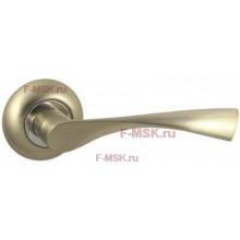 Дверная ручка F23D матовый никель (Товар №  ZA11513)