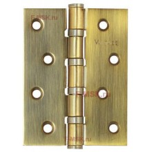 Петля универсальная B4-AB 100*75*3 бронза (Товар №  ZA11667)